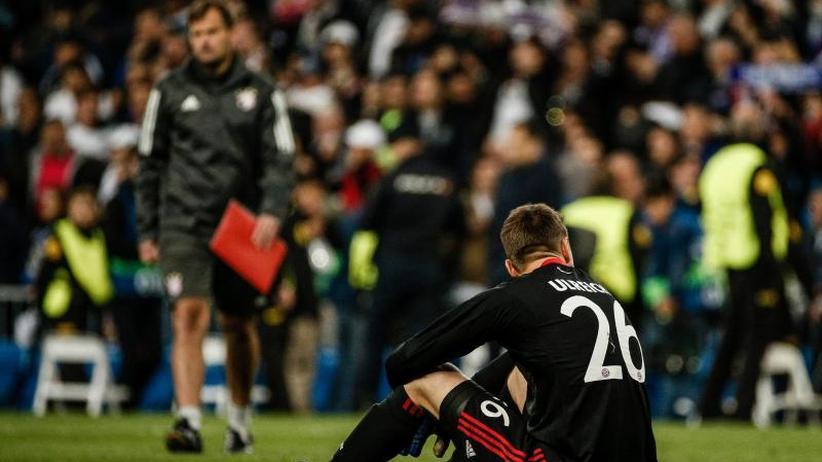 Champions-Leauge-Aus: Koan Neuer:Ulreich patzt im schlechtesten Moment