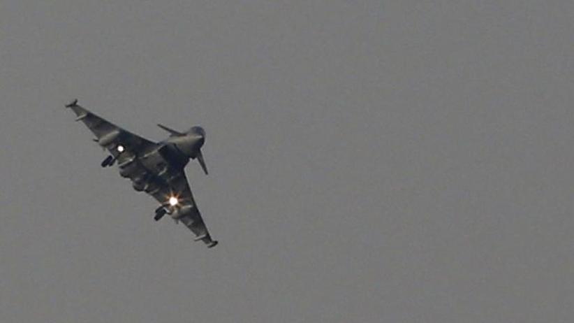 Fehler im Selbstschutzsystem: Medien: Nur vier Bundeswehr-Eurofighter sind einsatzfähig