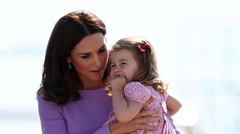 Happy Birthday: Prinzessin Charlotte wird drei