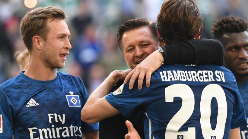 Fünf Jahre Abstiegskampf: Schafft der HSV wieder die Rettung?