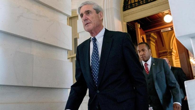 Russland-Affäre: Sonderermittler Mueller drohte mit Zwangsvorladung Trumps