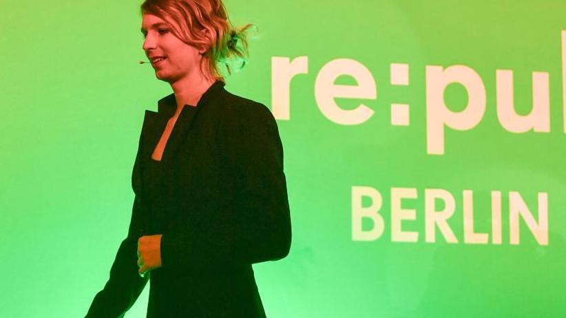 Chelsea Manning zu Gast: Startschuss für Internetkonferenz re:publica