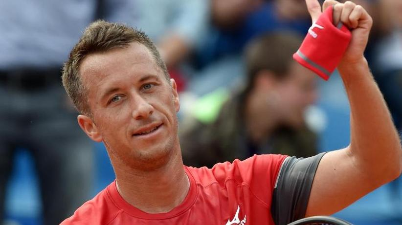 ATP-Turnier in München: Routinier Kohlschreiber souverän weiter - Marterers Coup