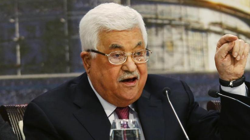 Palästinenserpräsident: Abbas als Vorsitzender der PLObestätigt
