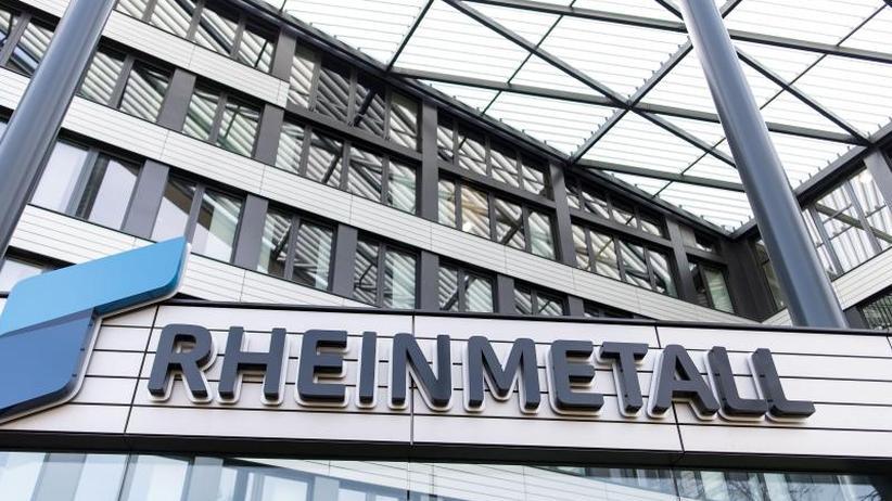 Nachholbedarf: Auftragsflut im Rüstungsgeschäft treibt Rheinmetall-Wachstum