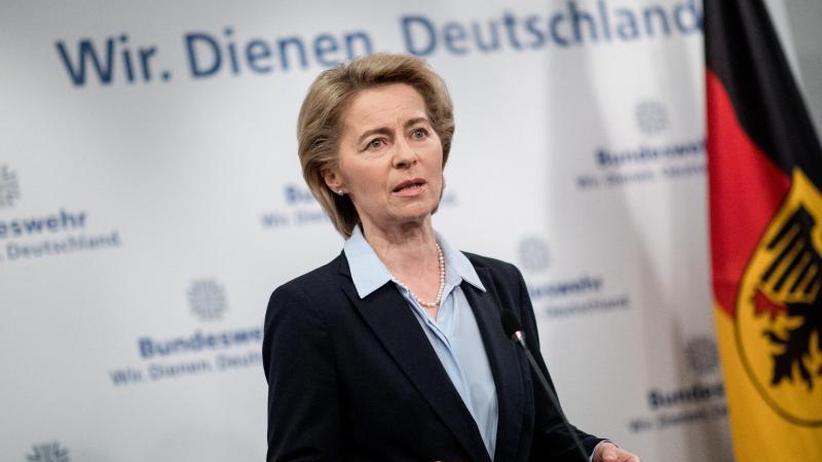 Ausgaben in Milliardenhöhe: Bericht: Von der Leyen plant massiven Umbau der Bundeswehr