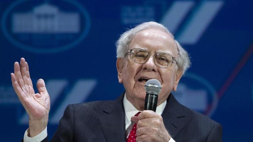 Steigt beim IBMaus: Buffett stockt Apple-Beteiligung weiter auf