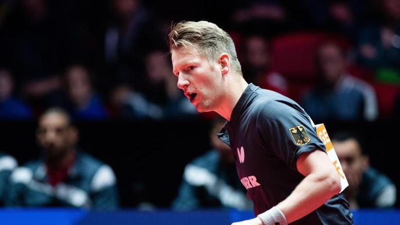 3:1 gegen Brasilien: Deutsches Tischtennis-Team im WM-Halbfinale