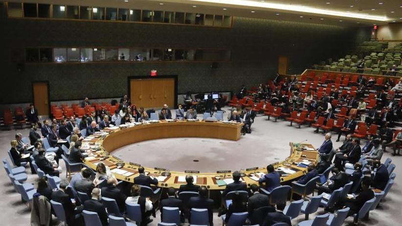 Gute Chancen für Deutschland: Israel zieht Kandidatur für Sitz im UN-Sicherheitsrat zurück