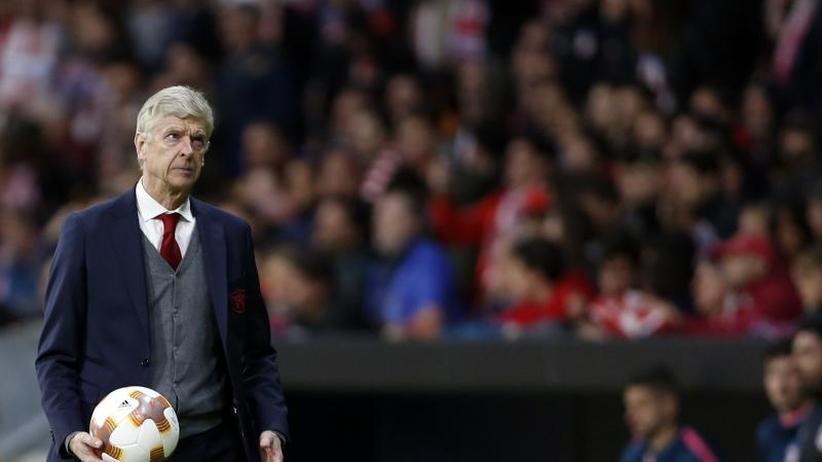 Europapokal-Aus: Lehmann-Rot, dieBayern und Barça:WengersSchlaglichter