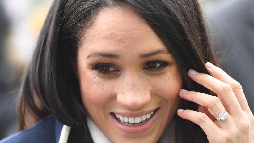Royal Wedding: Meghan Markle wird von ihrem Vater zum Altar geführt