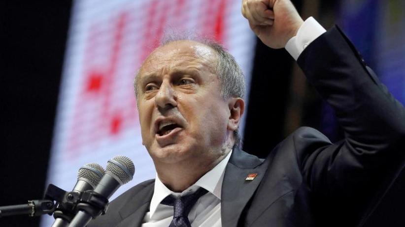 Kurzporträt: Muharram Ince: Feuriger Erdogan-Herausforderer