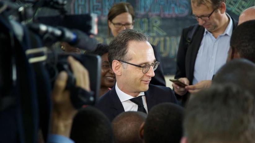 Maas auf Afrika-Reise: Tansania will keine Entschädigung für deutsche Kolonialzeit