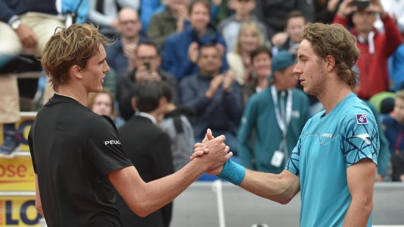 ATP-Turnier: Tennis-Ass Zverev in München auf Titelkurs