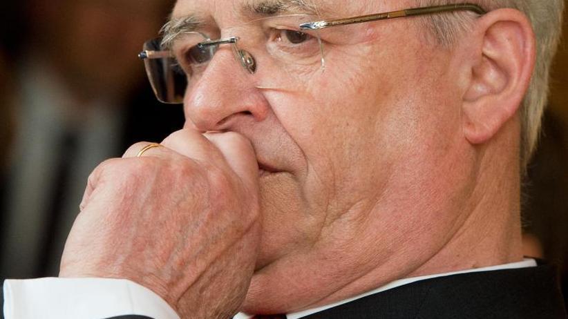 Anklage wegen Mittäterschaft: US-Justiz erlässt Haftbefehl gegen Ex-VW-Chef Winterkorn