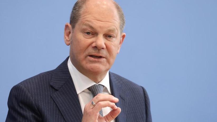 Entfristung von Arbeitsvertrag: Scholz kritisiert Einstellungspraxis der Deutschen Post