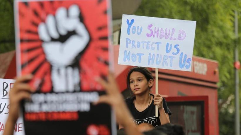 Sexuelle Gewalt: Zweite Jugendliche in Indien vergewaltigt und verbrannt