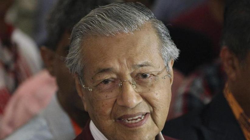 Ehemaliger Regierungschef: 92-jähriger Mahathir Mohamad gewinnt Wahl in Malaysia