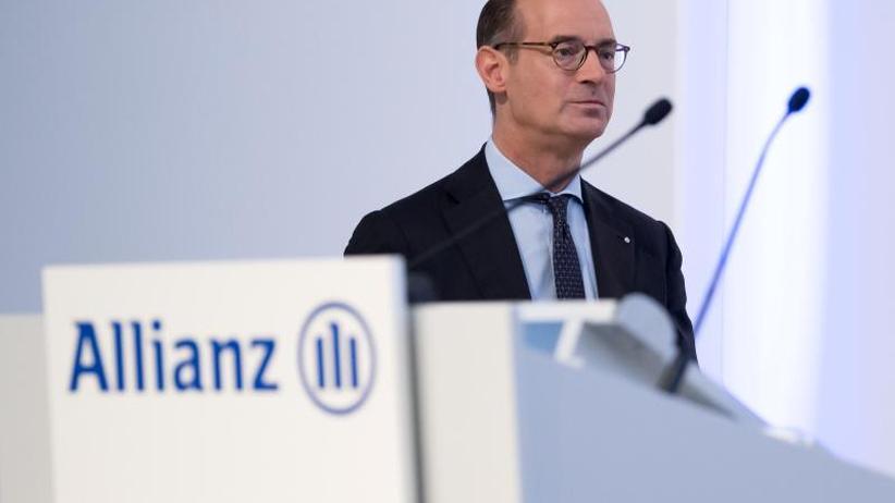 Länderchefs an die Zügel: Allianz-Chef Bäte verordnet Einfachheit