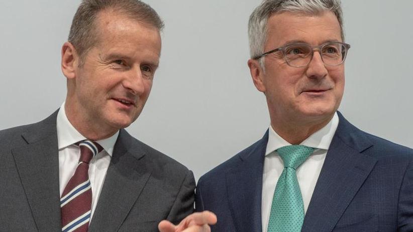 Hauptversammlung in Ingolstadt: Audi-Chef Stadler räumt gravierenden Fehler ein