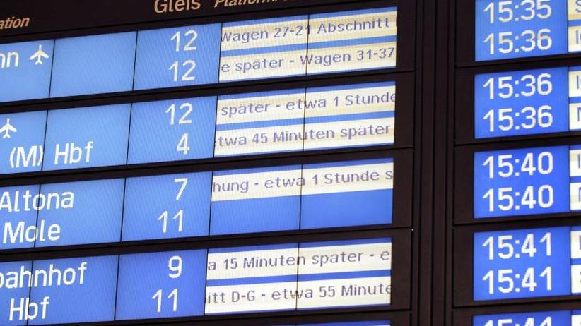 Verspätungen und Zugausfälle: Bahn-Kunden erhalten rund 30 Millionen Euro Entschädigung