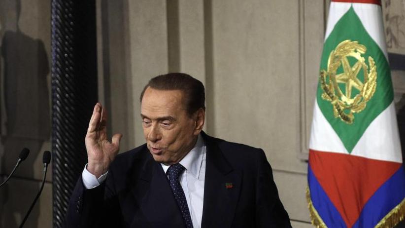 Kein Veto: Berlusconi gibt Weg für Regierung in Italien frei