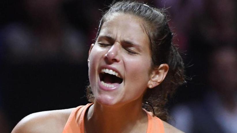 Niederlage gegen Garcia: Görges verpasst Viertelfinale bei WTA-Turnier in Madrid