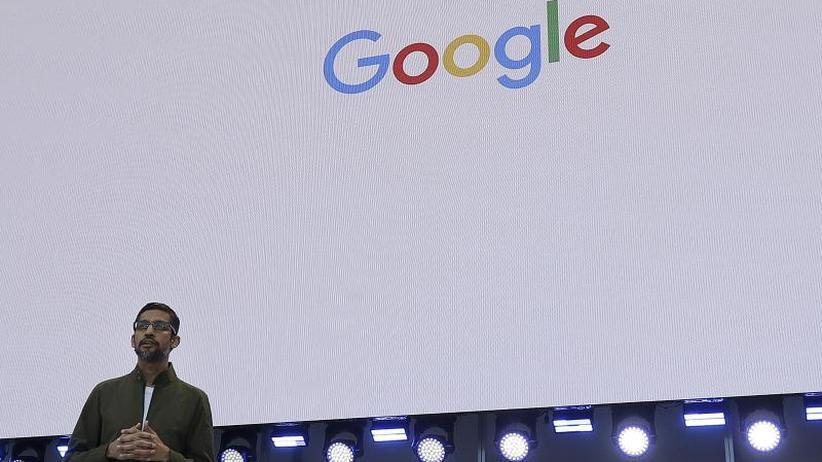 Entwicklerkonferenz I/O: Google gibt Ausblick mit perfekt sprechenden Computern