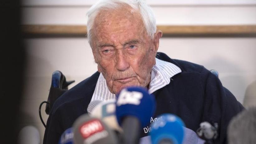 Wissenschaftler David Goodall: Lebensmüder 104-Jähriger freut sich auf das Ende
