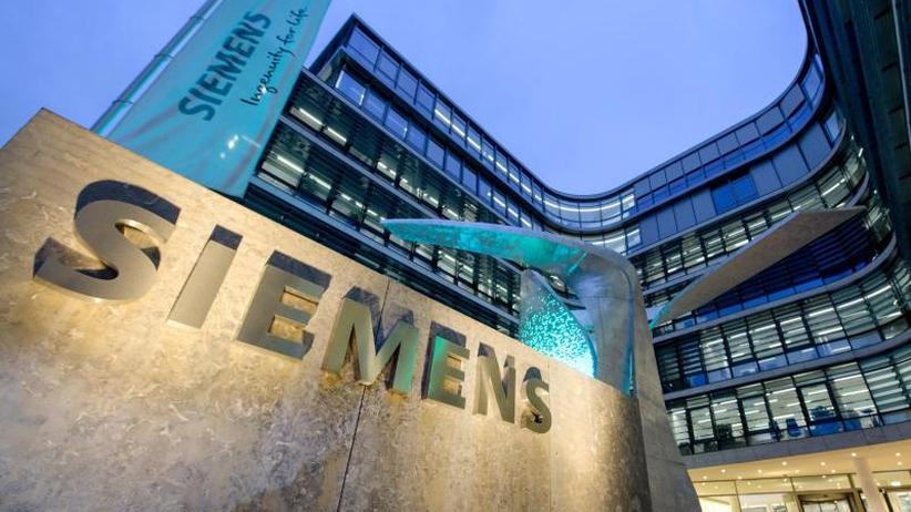Licht und Schatten im Konzern: Siemens hebt Gewinnziel - Kraftwerkssparte auf Talfahrt