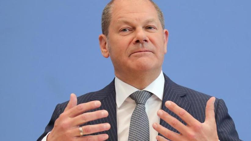 Scholz will Steuern senken: Steuerschätzer: 63,3 Milliarden Euro mehr für Staatskassen