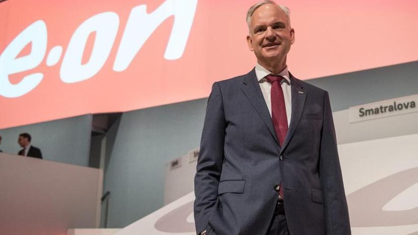 """Konzern-Chef wirbt für Deal: Teyssen: Innogy-Übernahme ist für Eon """"einzigartige Chance"""""""