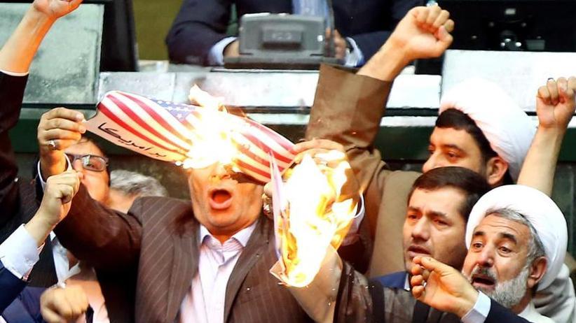 Pulverfass Nahost: USA verlassen Atomabkommen mit Iran