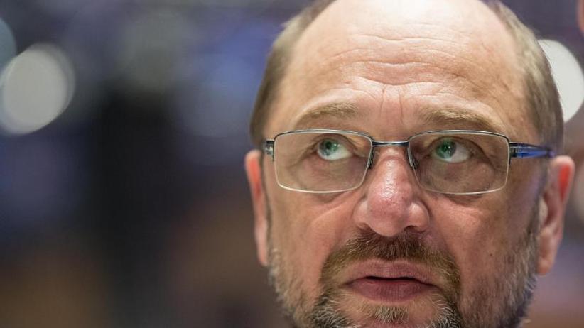 Bruch tranatlantischer Achse: Schulz mahnt Merkel: Mit Macron EU zusammenschweißen