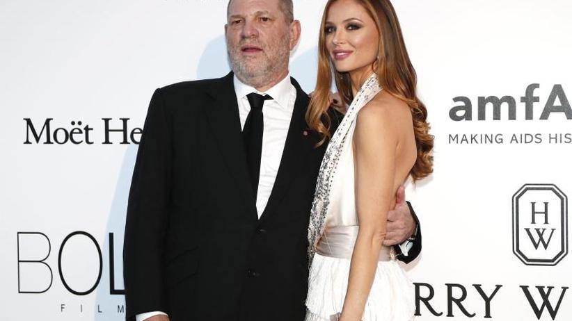 """""""So naiv"""": Georgina Chapman spricht über Ehemann Harvey Weinstein"""
