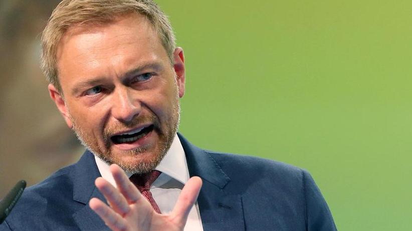 Ein Fremder beim Bäcker: FDP-Chef Lindner löst Rassismus-Debatte aus