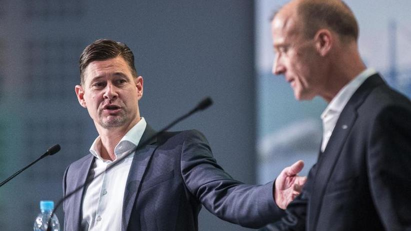 Umbau der Führungsspitze: Airbus-Finanzchef Wilhelm geht gemeinsam mit Enders von Bord