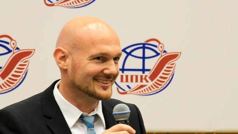"""""""Wir sind bereit"""": Alexander Gerst freut sich auf Quarantäne vor Flug zur ISS"""