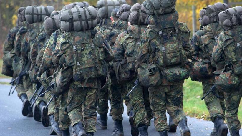 Schlechte Rahmenbedingungen: Bundeswehrverband warnt vor Überforderung der Truppe