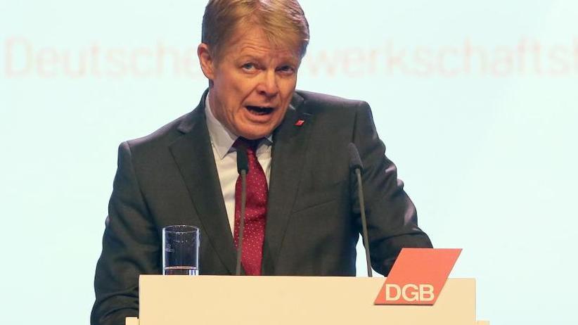 Chef Hoffmann tritt erneut an: Deutscher Gewerkschaftsbund wählt Spitze neu