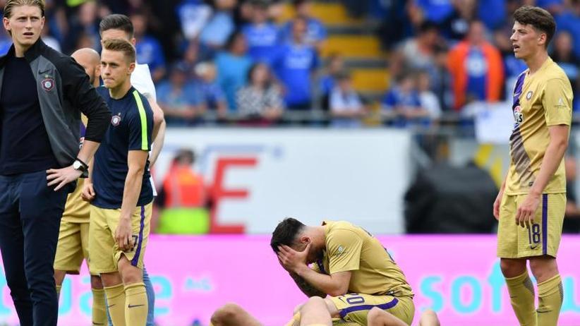 2. Liga: Erzgebirge Aue legt Widerspruch gegen Spielwertung ein