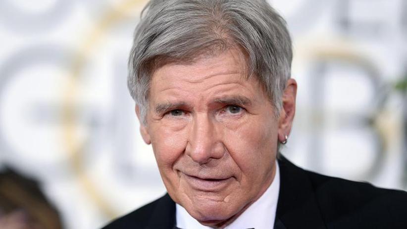 """Überraschungsgast: Harrison Ford findet """"Han Solo""""-Film """"spektakulär"""""""