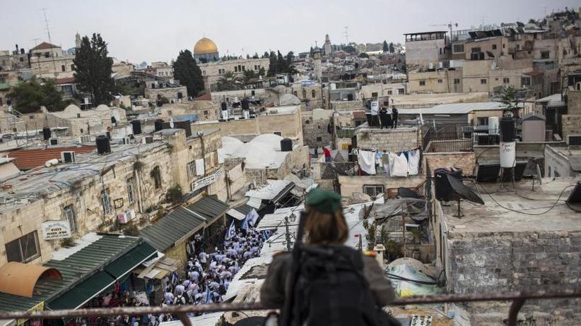 Hintergrund: Jerusalem: Heilige Stadt und Zankapfel