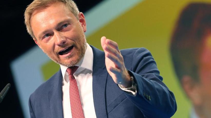 Rassismus-Debatte: Klöckner und Habeck nehmen Lindner in Schutz
