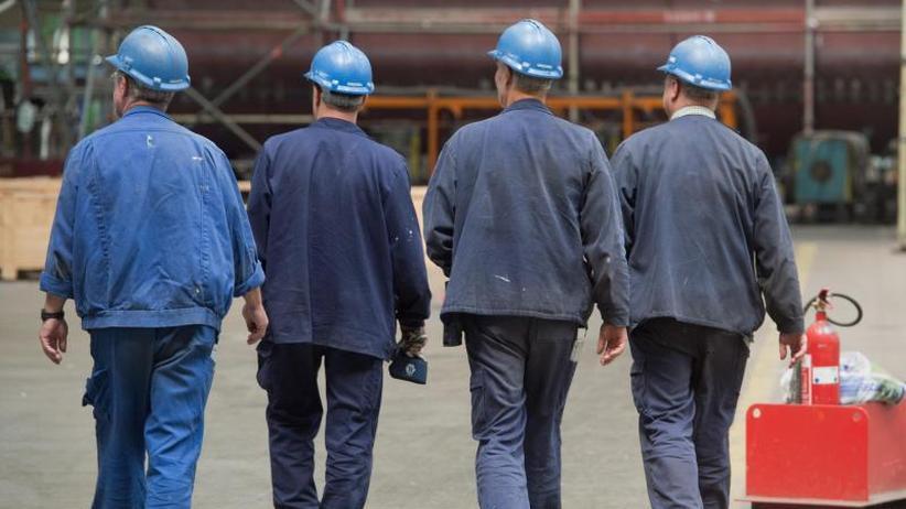 Statistisches Bundesamt: Zahl der Erwerbstätigen im ersten Quartal leicht gesunken