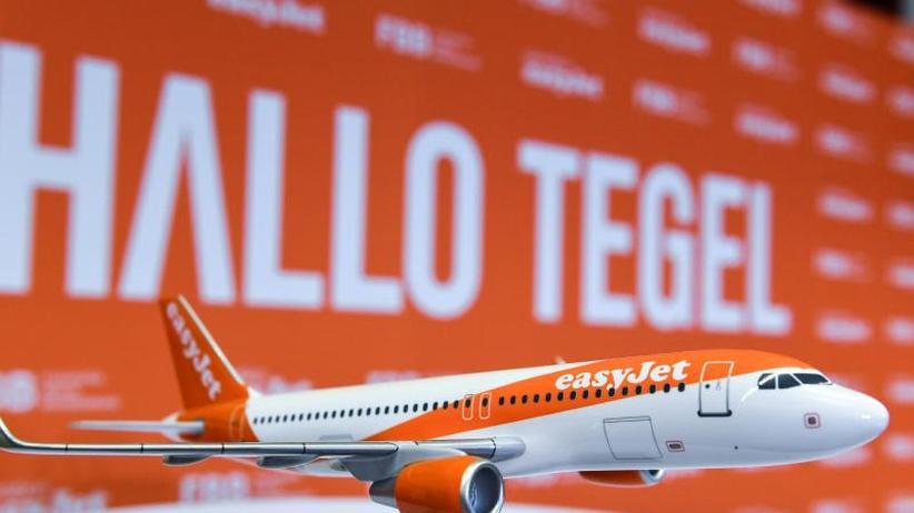 Geschäftszahlen: Easyjet startet in Berlin-Tegel mit hohen Anlaufverlusten