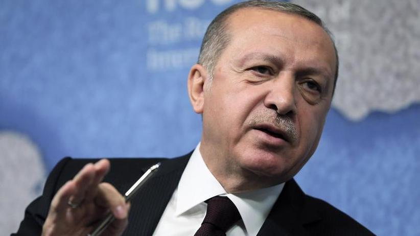 Finanzmärkte unter Druck: Erdogan droht der türkischen Notenbank