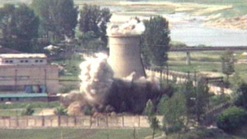 Vor Gipfeltreffen: Experten: Nordkorea beginnt mit Abbau von Atomtestgelände