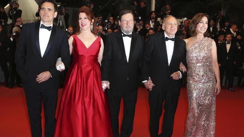 Nach dem Eklat 2011: Lars von Trier bei Rückkehr nach Cannes gefeiert
