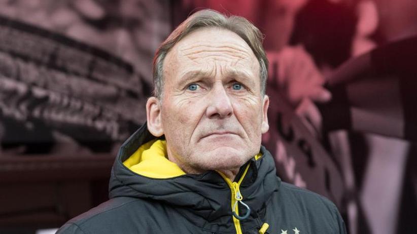 Kommt Lucien Favre?: BVB-Boss Watzke: Neuer Trainer muss das Team stabilisieren